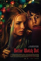Better Watch Out Movie Poster Movie Poster