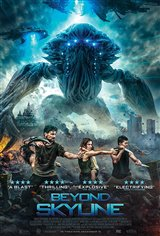 Beyond Skyline Movie Poster