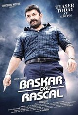 Bhaskar Oru Rascal Large Poster
