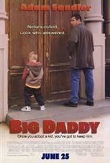 Big Daddy Movie Poster