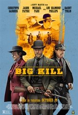Big Kill Large Poster