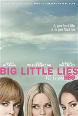 Big Little Lies (HBO) Movie Poster