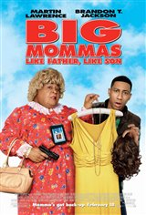 Big Mommas : tel père, tel fils Movie Poster