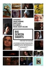 Big Screen Shorts: Showcase One Movie Poster