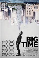 Big Time (v.o.s.-t.a.) Affiche de film