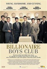 Billionaire Boys Club Affiche de film