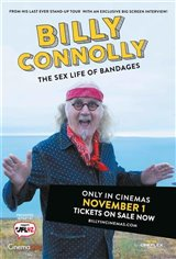 Billy Connolly: The Sex Life of Bandages Movie Poster