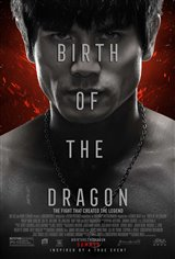 Birth of the Dragon (v.o.a.) Affiche de film