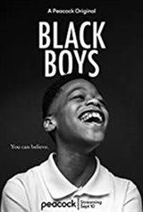 Black Boys Large Poster