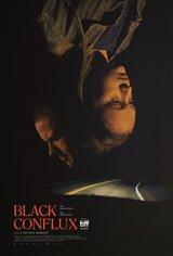 Black Conflux Poster
