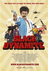 Black Dynamite Movie Poster