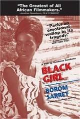 Black Girl Movie Poster