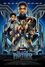 Black Panther Affiche de film