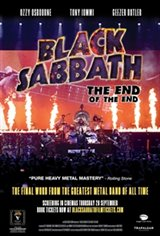 Black Sabbath: The End of The End Movie Poster