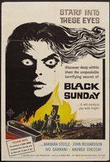 Black Sunday Movie Poster