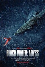 Black Water: Abyss Affiche de film