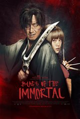 Blade of the Immortal (select cities) Poster
