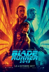 Blade Runner 2049 (v.f.) Movie Poster