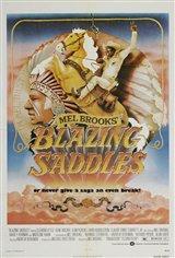Blazing Saddles Large Poster