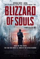 Blizzard of Souls (Dveselu putenis) Affiche de film