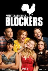Blockers Movie Poster Movie Poster