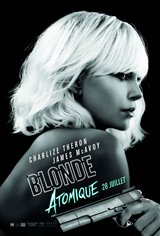 Blonde atomique