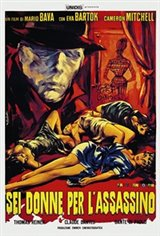 Blood and Black Lace Movie Poster