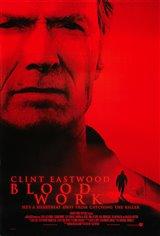 Blood Work Movie Poster Movie Poster