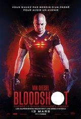 Bloodshot (v.f.) Affiche de film