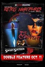 Bloody Disgusting Presents Sweet Sixteen and the Convent Affiche de film