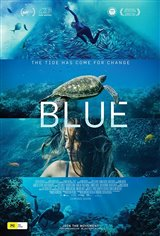 Blue Movie Poster