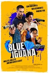 Blue Iguana Movie Poster Movie Poster