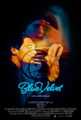 Blue Velvet Movie Poster