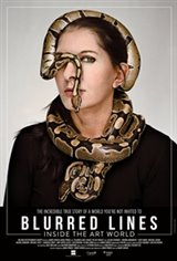 Blurred Lines: Inside the Art World Movie Poster