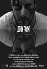 Body Farm Large Poster