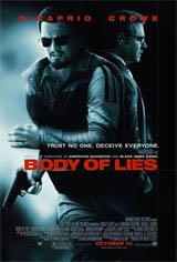 Body of Lies Movie Poster Movie Poster