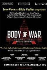 Body of War Movie Poster