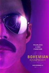 3. Bohemian Rhapsody Movie Poster