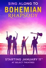 Bohemian Rhapsody - Sing Along Movie Poster