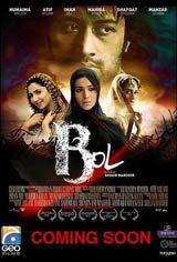Bol Movie Poster