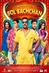 Bol Bachchan Large Poster