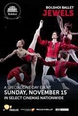 Bolshoi Ballet: Jewels Movie Poster