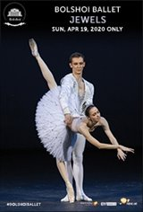 Bolshoi Ballet: Jewels Large Poster