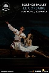 Bolshoi Ballet: Le Corsaire Movie Poster
