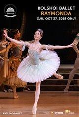 Bolshoi Ballet: Raymonda ENCORE Large Poster