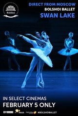 Bolshoi Ballet: Swan Lake Encore Movie Poster