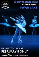 Bolshoi Ballet: Swan Lake Encore Movie Poster