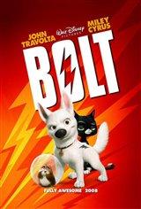 Bolt (in Disney Digital 3D) Movie Poster