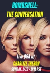 Bombshell: The Conversation Live Q&A Large Poster