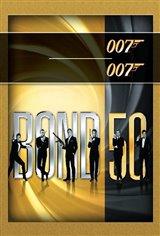BOND 50: Celebrating Five Decades of Bond Movie Poster